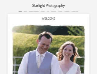 starlightphoto.co.uk screenshot