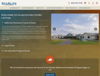 starlite.crchealth.com screenshot