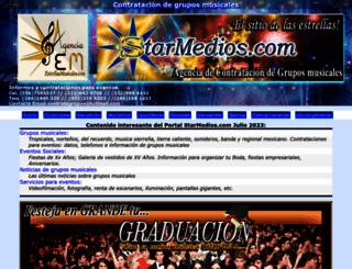 starmedios.com screenshot