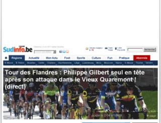 starnews.sudpresse.be screenshot