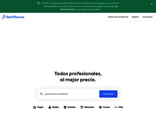 starofservice.es screenshot