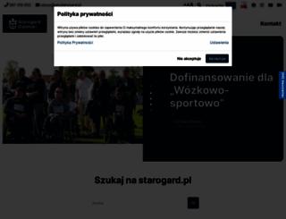 starogard.pl screenshot