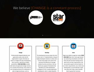 staroneweb.co.in screenshot