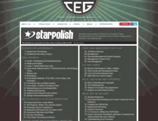 starpolish.com screenshot