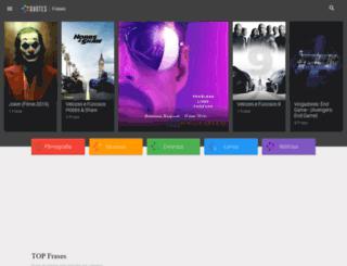 starquotes.com.br screenshot
