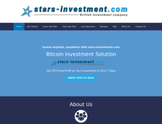 stars-investment.com screenshot