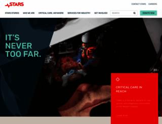 stars.ca screenshot