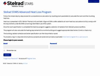 starsapp.co.uk screenshot