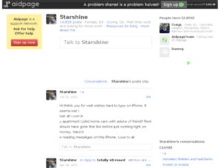 starshine1.aidpage.com screenshot