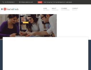 starsofttech.in screenshot