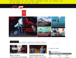 starsports24.com screenshot