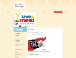 starstoriesuk.wordpress.com screenshot