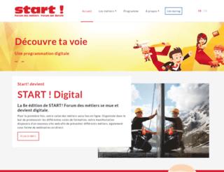 start-fr.ch screenshot