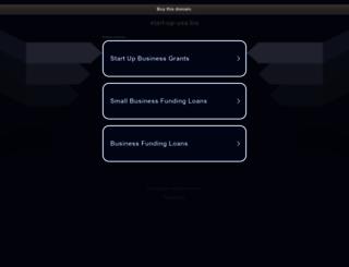start-up-usa.biz screenshot
