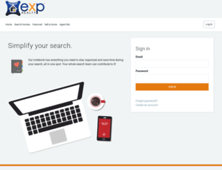 start.exprealty.com screenshot