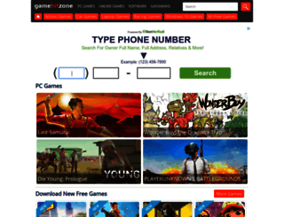 start.gamehitzone.com screenshot