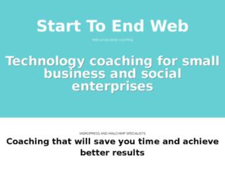 start2endweb.com screenshot