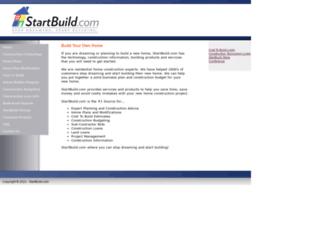 startbuild.com screenshot