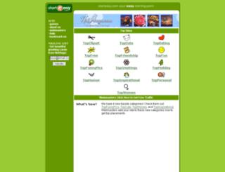 starteasy.com screenshot