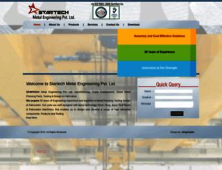 startechmetal.com screenshot