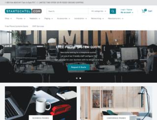 startechtel.com screenshot