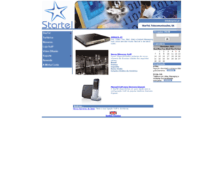 startel.pt screenshot