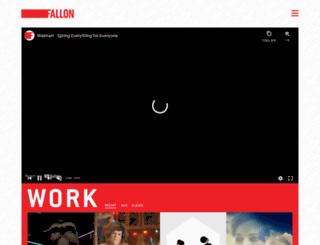 starterkit.fallon.com screenshot