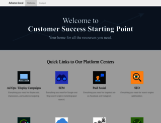 startingpoint.advance.net screenshot