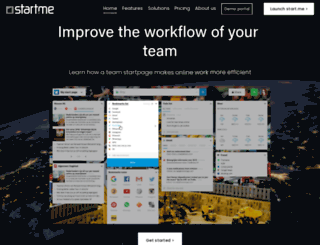 startme.com screenshot