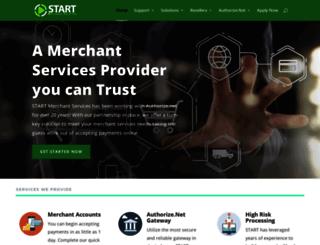 startmerchantservices.com screenshot