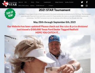 startournament.org screenshot