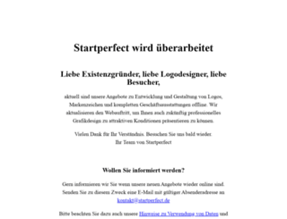 startperfect.de screenshot