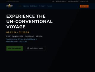 startrekthecruise.com screenshot