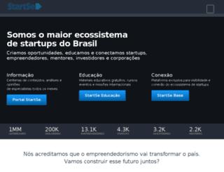 startse.infomoney.com.br screenshot