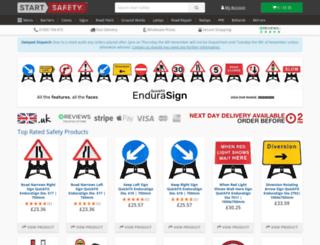 starttrafficmanagement.co.uk screenshot