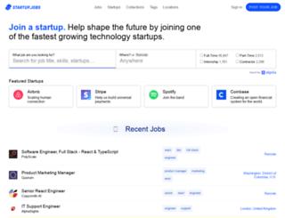 startup.com screenshot