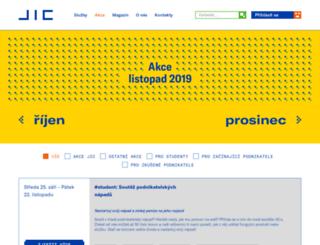 startupclub.cz screenshot