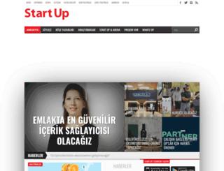 startupdergi.com screenshot