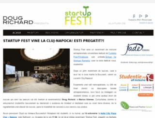 startupfest.ro screenshot