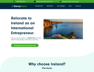 startupireland.ie screenshot