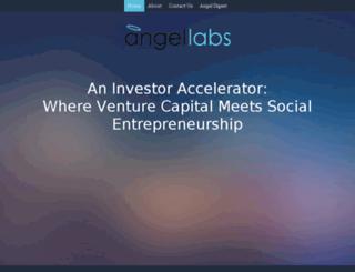 startuplabs.org screenshot