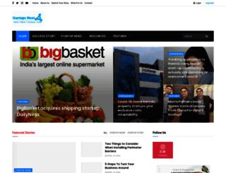 startupsmeet.com screenshot