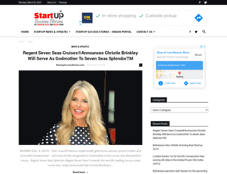 startupsuccessstories.com screenshot
