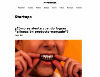 startupweekenddf.com screenshot