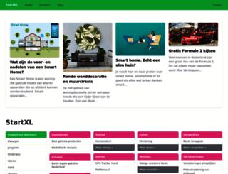 startxl.nl screenshot