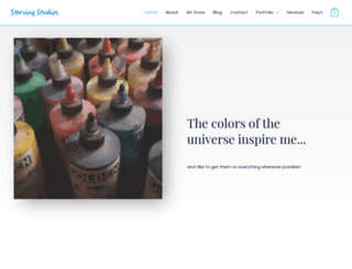 starvingstudios.com screenshot