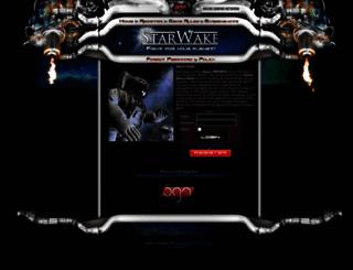 starwake.net screenshot