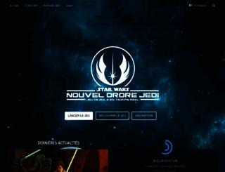 starwars-noj.fr screenshot