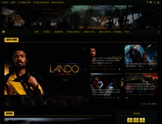 starwars7news.com screenshot