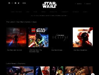 starwarsgalacticdefense.com screenshot